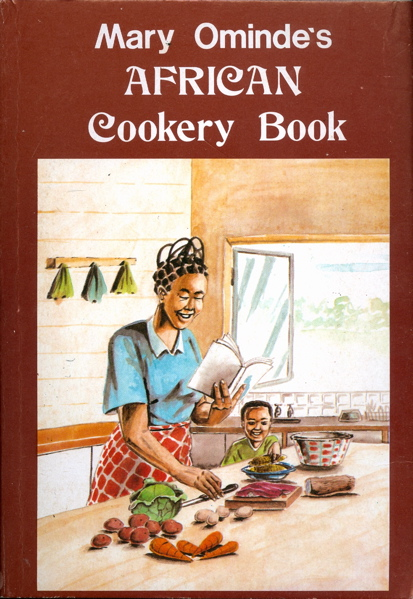 African Cookery Book Mary Ominde