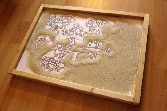 Sandkasten 1