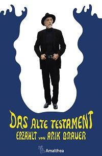 Cover Arik Brauer Das alte Testament