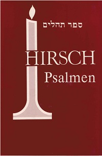 Cover Hirsch_Psalmen_Sefer_Tehillim