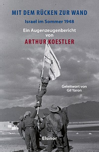 Cover Koestler_Mit_dem_Ruecken_zur_Wand