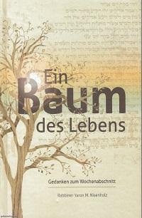 Cover Nisenholz_Ein_Baum_des_Lebens