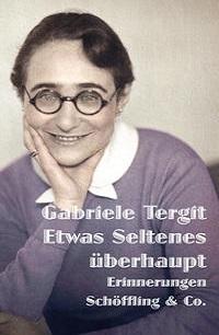 Cover Tergit_Etwas_Seltenes_ueberhaupt