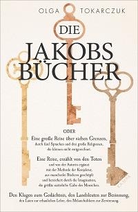 Cover Tokarczuk_Die_Jakobsbuecher