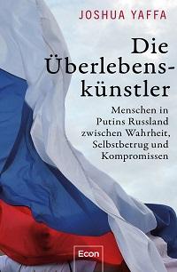Cover Yaffa_Die_Ueberlebenskuenstler
