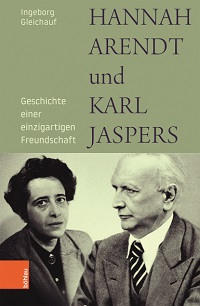 Cover Gleichauf_Hannah_Arendt_und_Karl_Jaspers