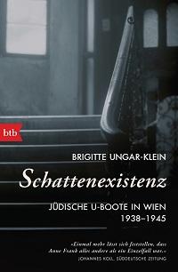 Cover Ungar-Klein_Schattenexistenz