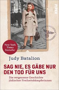 Cover Batalion_Sag_nie_es_gaebe_nur_den_Tod_fuer_uns