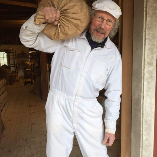Mjölnarens mjölsäck, 25 kg