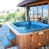 Apartments with jacuzzi, sauna in Rab Croatia • LJILJANA
