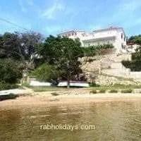 House for rent ZALA II on Adriatic island