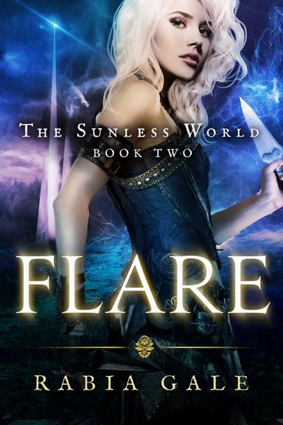 Flare COVER REVEAL