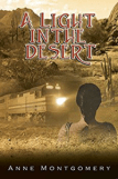 A Light in the Desert by Anne Montgomery, mystery book review