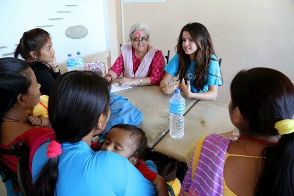 selena-gomez-table-talk-nepal