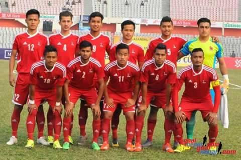 Nepali Football Team U23