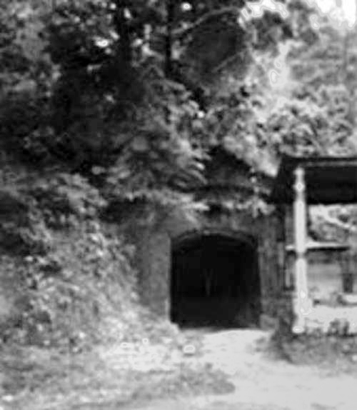 The first tunnel road of Asia built 100 years ago in Nepal