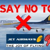 Say No To Jet Airways