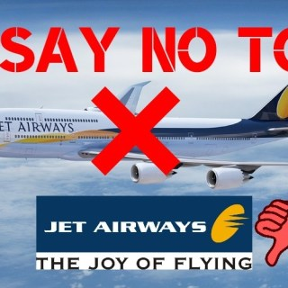 Say No To Jet Airways