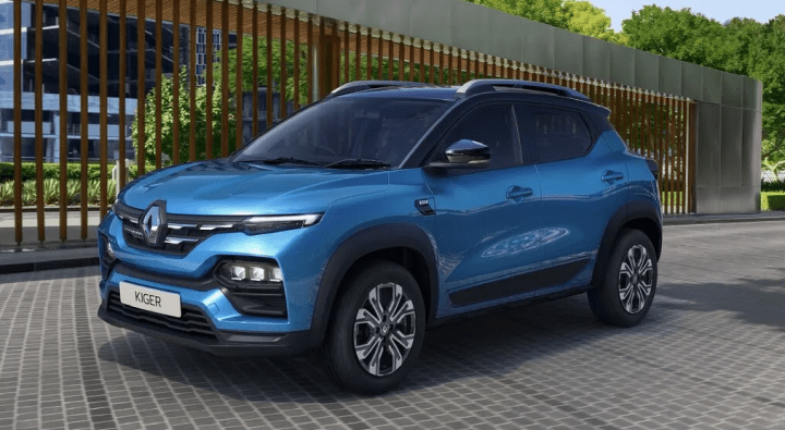 Renault Kiger price nepal