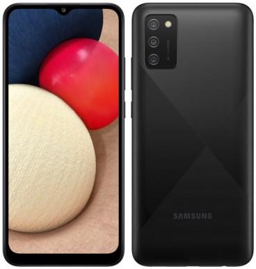 Samsung F02s Design