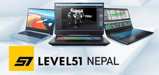 Level51 Nepal Custom Laptop Builder