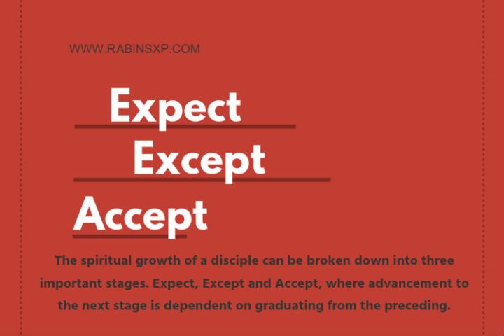 Expect, Except, Accept