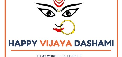 RABINSXP VIJAYA DASHAMI POST CARD