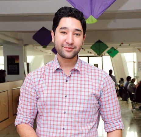 Amun Thapa, co-founder of Sastodeal