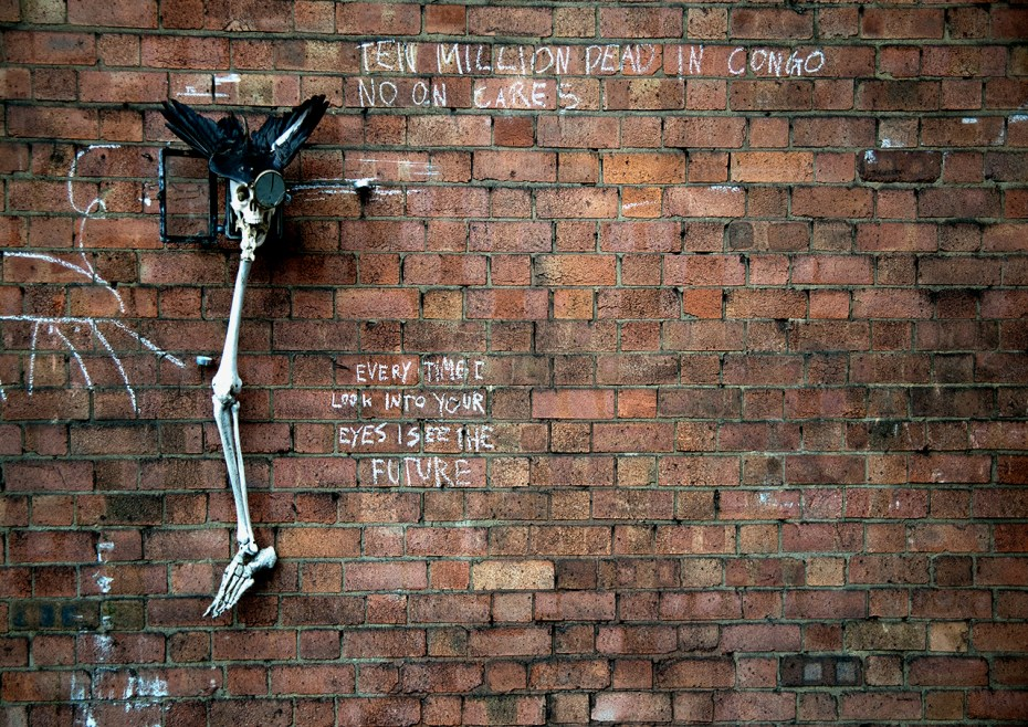 """""""EVERY TIME"""" THE BRICK WORKS GALLERY BOW LONDON"""