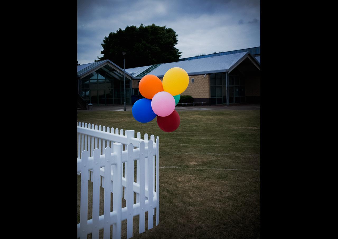 Lost-Ballon
