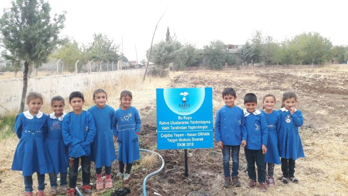 Yaygılı İlkokulu Su Kuyusu (2)
