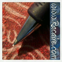 2015-05 - Racaire - 14th century inspired pattern for surface couching embroidery