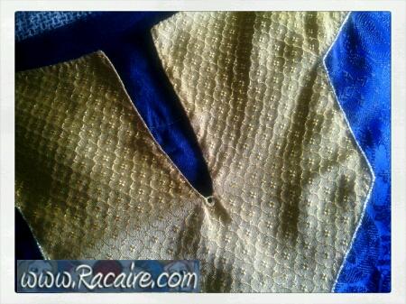 2016-06_Racaire_reinforcement-silk-wedding-tunic_neckline_1
