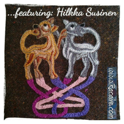 Patch #1 - by Hilkka Susinen