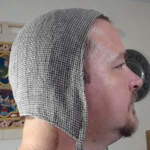 Coif for sale - side view