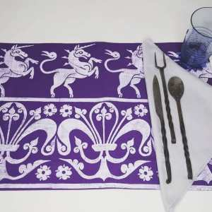 For home & table - place mats, table runners & cup covers