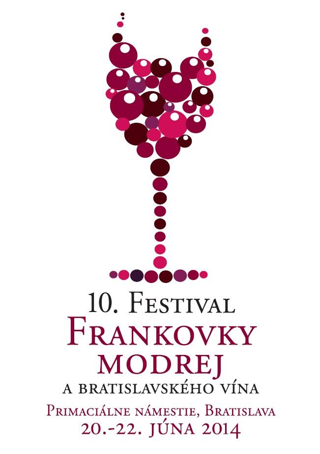 Festival frankovky a bratislavského vína 2014 sa uskutoční na Primaciálnom námestí v Bratislave v termíne 20. - 22. júna