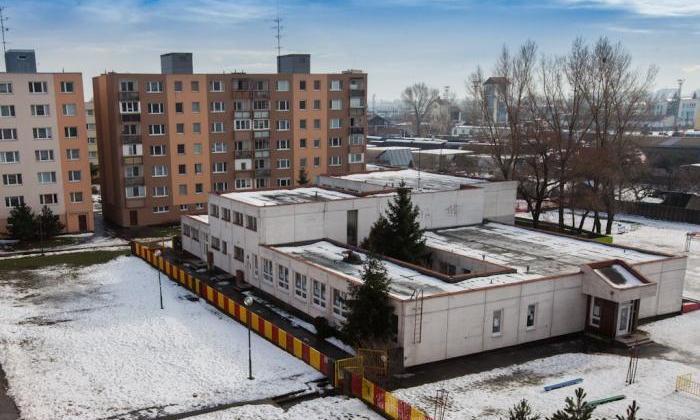 Materská škola Pri Šajbách, Rača - Východné