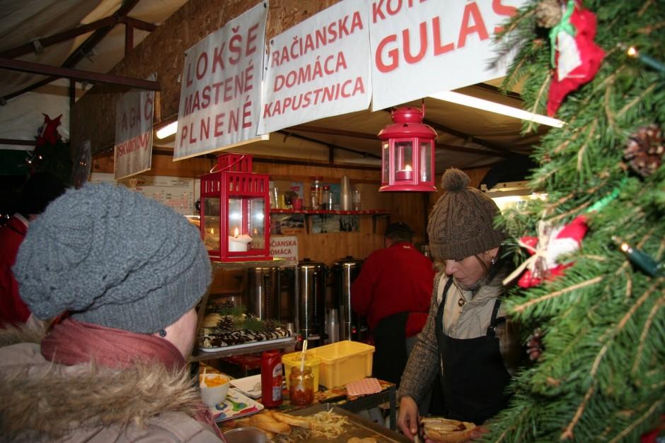Vianočné trhy pred NKD