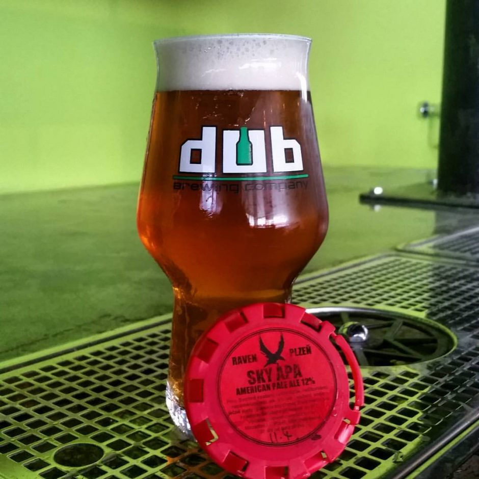DUB Brewery už v Rači uvarilo prvé várky piva.