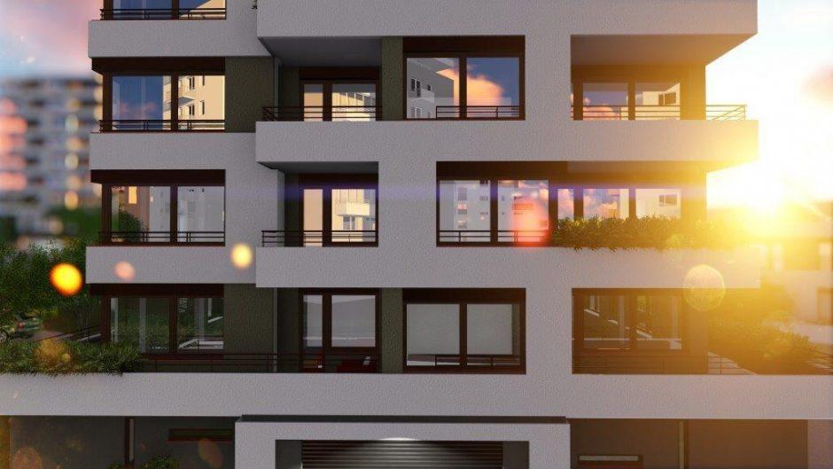 Už na jeseň 2017 skolaudujú 138 smart bytov v rozostavanej novostavbe Zlaté krídlo Rača.