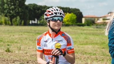 Matilde Vitillo sesta nella prima tappa del Giro della Campania Rosa