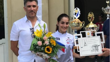 Alessandra Grillo campionessa regionale piemontese