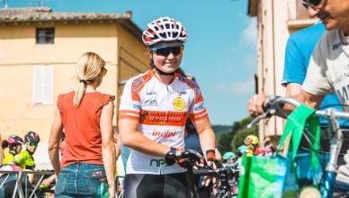Nicole Fede in fuga agli Italiani