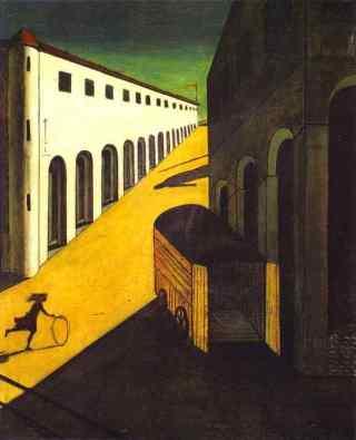 Giorgio De Chirico: una natura