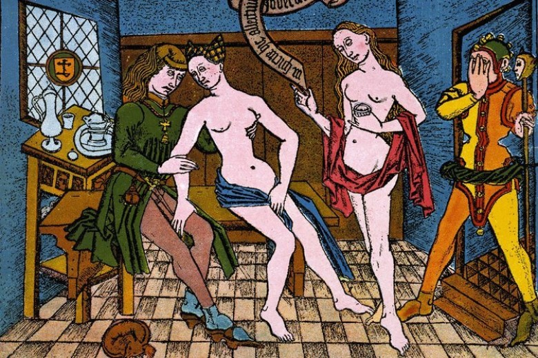 erotismo e arte