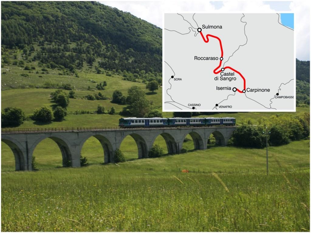 Ferrovia Sulmona Isernia
