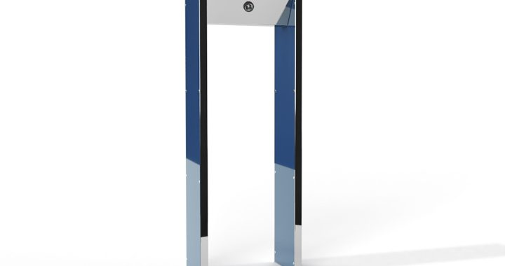 Innovery lancia T-Gate: Termoscanner