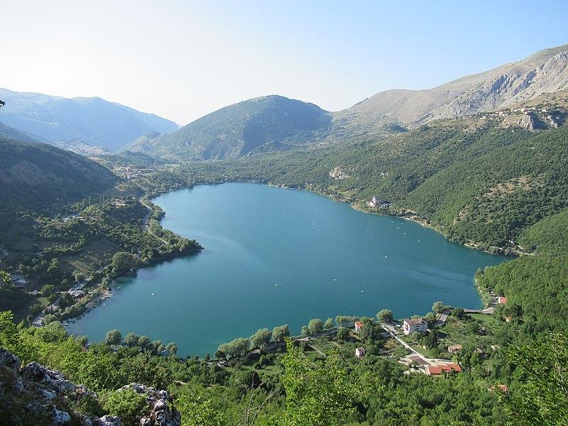 Lago di Scanno