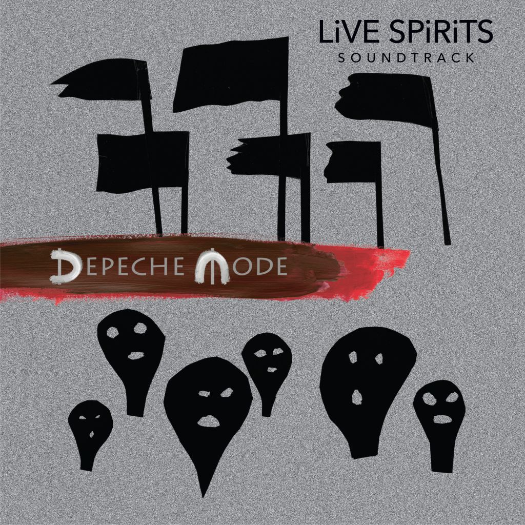 SPiRiTS in the Forest dei Depeche Mode su dvd e Blu-Ray